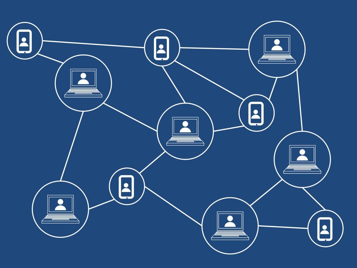 Схема блокчейна
