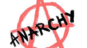 Символ анархизма