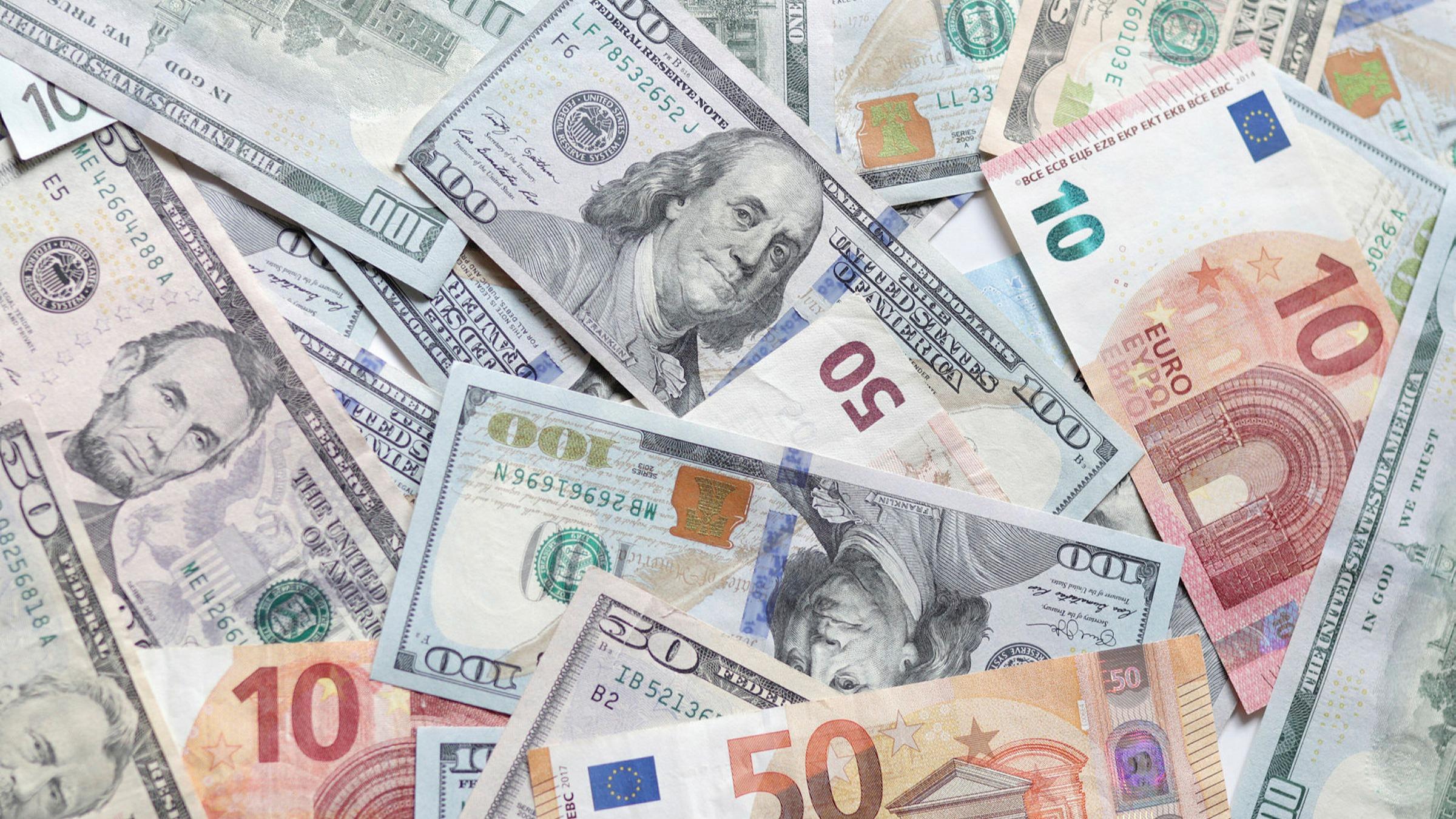 Куча денег